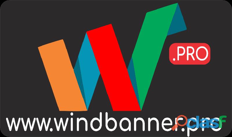 Webgrafica.pró wind banner rj