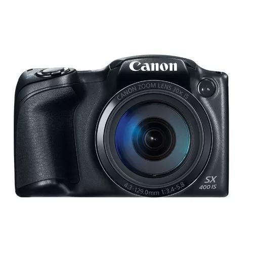 Câmera canon power shot sx400is 16mp lcd 3.0 zoom ótico
