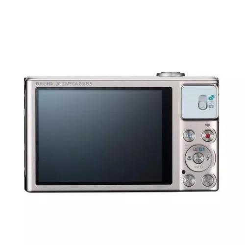 Câmera digital canon sx620 hs 20.2 mp full hd + cartão