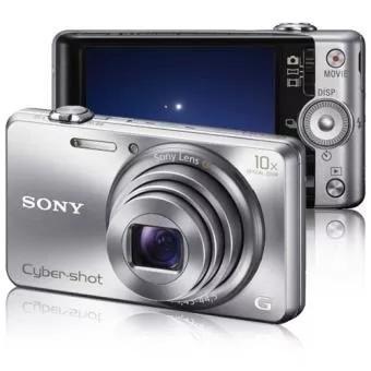 Câmera Digital Sony Cybershot Wx200 18.2 + 32gb Top De