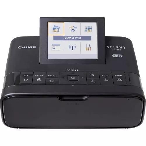 Impressora fotográfica canon selphy cp1300 - garantia + nf