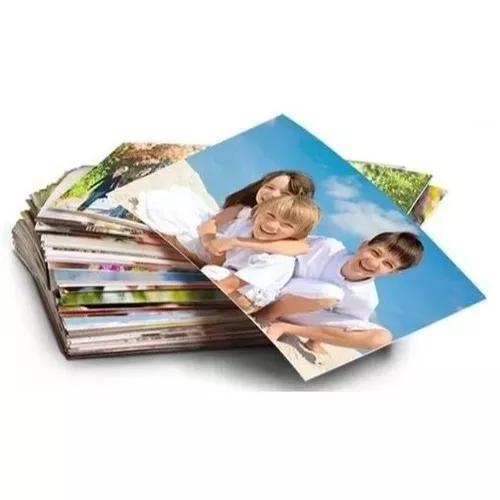 Revelação de 100 fotos 30x40 papel fosco fujifilm