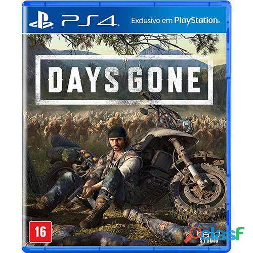 Days gone ps4 (mídia física)