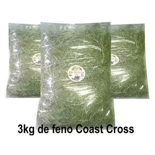3 kg feno coast cross pr
