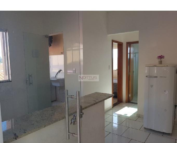 Apartamento 02 quartos - bairro planalto - mateus leme-mg.
