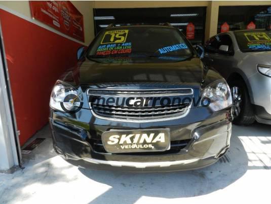 Chevrolet captiva sport fwd 2.4 16v 171/185cv 2015/2015