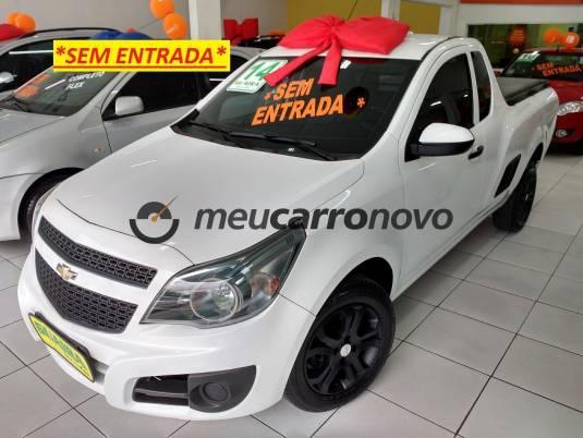 Chevrolet montana ls 1.4 econoflex 8v 2p 2013/2014