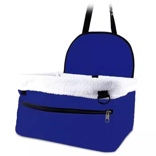 Cadeirinha bolsa pet transporte banco carro car seat padrão