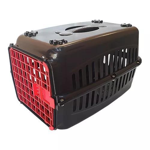 Caixa de transporte alça porta gatos coelhos cães lavável