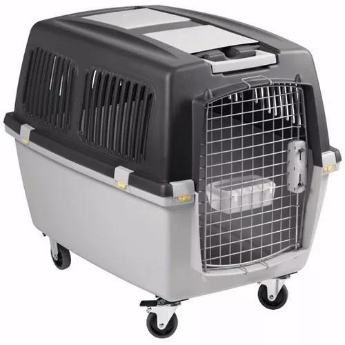 Caixa transporte para cães gulliver 7 serve p/ avião