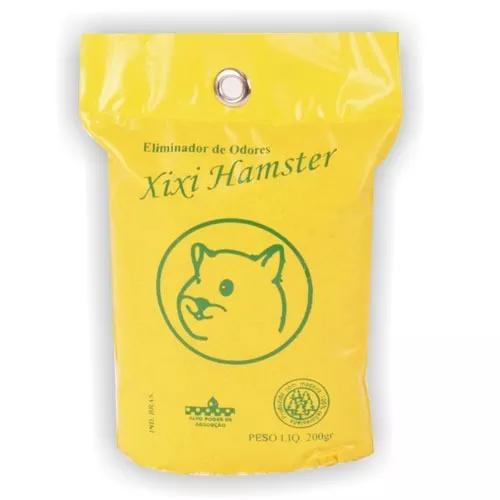 Eliminador De Odores Xixi Hamster 200 Gr