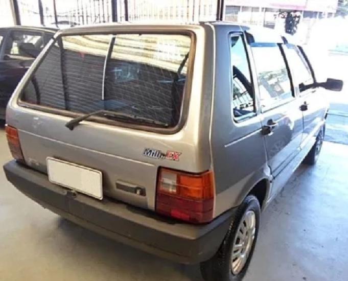 Fiat uno mille 1.0 8v 4p 1998 - ar condicionado