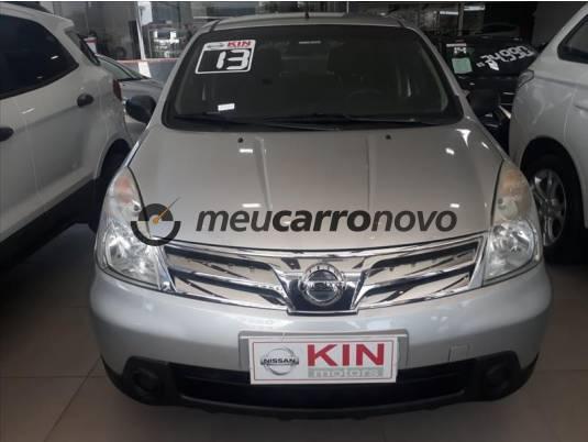 Nissan livina s 1.6 16v flex fuel mec. 2012/2013