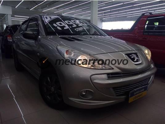 Peugeot 207 sedan passion xr 1.4 flex 8v 4p 2010/2011