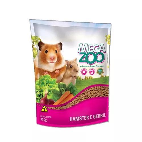 Ração megazoo para hamster - 350 g