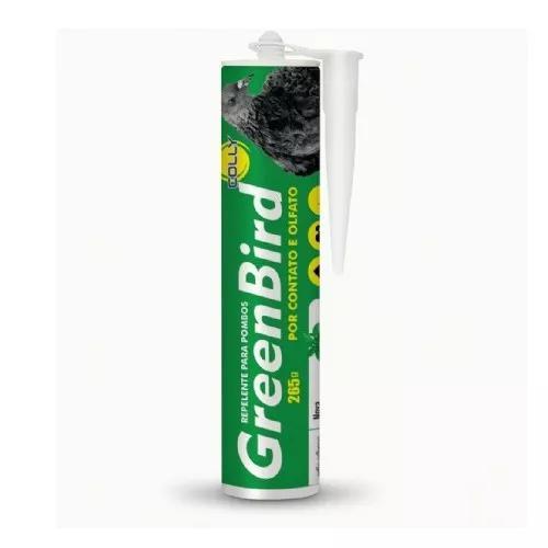 Repelente afasta pombos morcego greenbird colly caixa 25unid