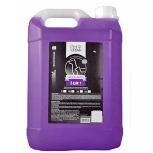 Shampoo pet clean 3