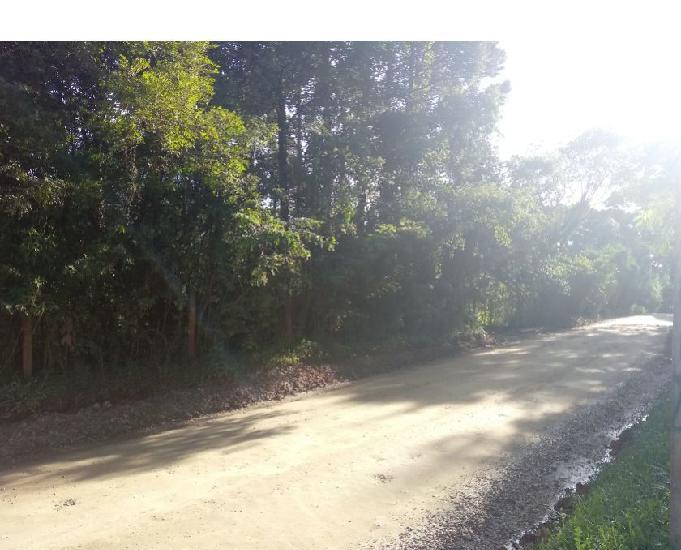 Terreno rural em colombo - itajacuru