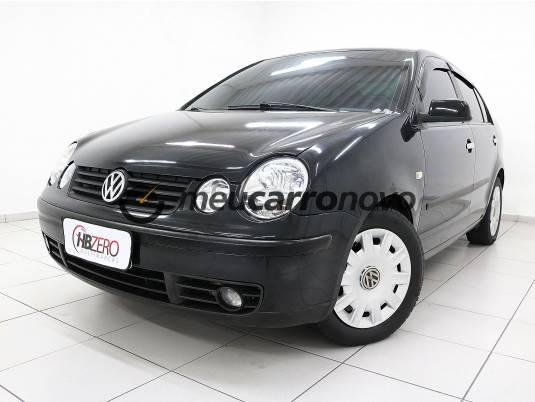 Volkswagen polo sedan 1.6 mi total flex 8v 4p 2006/2006