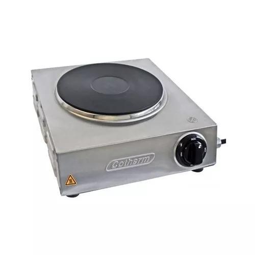Fogão hot plate brilhante 1 boca 220v 2000w cotherm