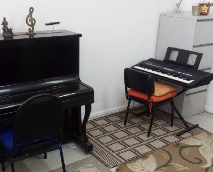 Professor de piano no rio de janeiro
