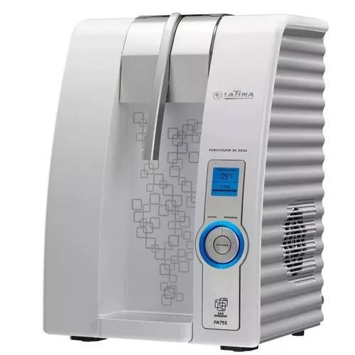 Purificador de água refrigerado latina branco bivolt pa755