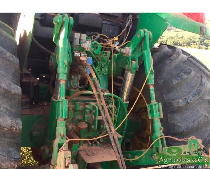 Trator john deere 6165 j 4x4 (power quad - único dono!)