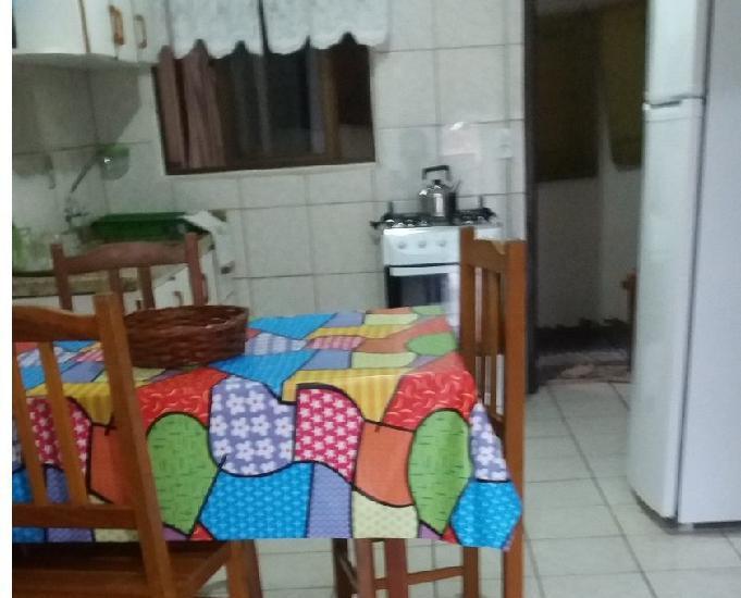 Casa por dia perto da praia otima localização2 quartos