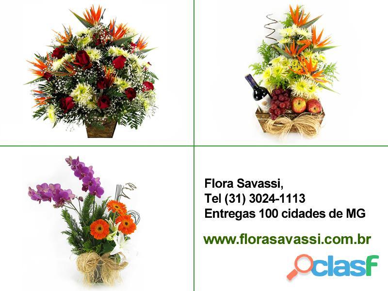 Floricultura flora flores enviar flores bh e contagem, compra flores contagem, cestas de casamento