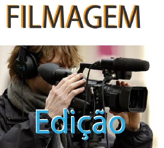 Filmagem edição e produção de vídeo profissional