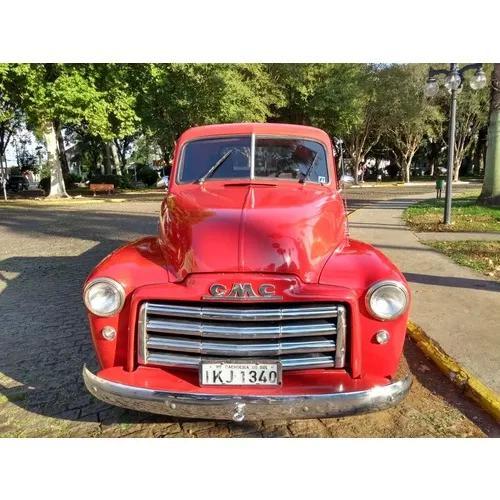 Aluguel carro antigo gmc 1950