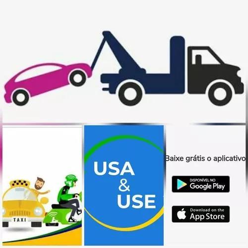 App taxi mototaxi reboque 24 horas 7 dias por s