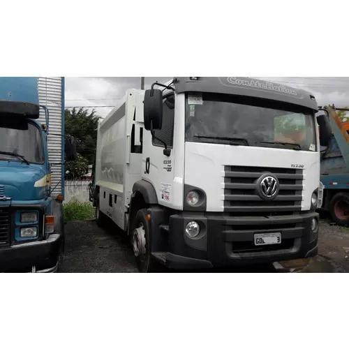Caminhão compactador/ locação/ aluguel venda
