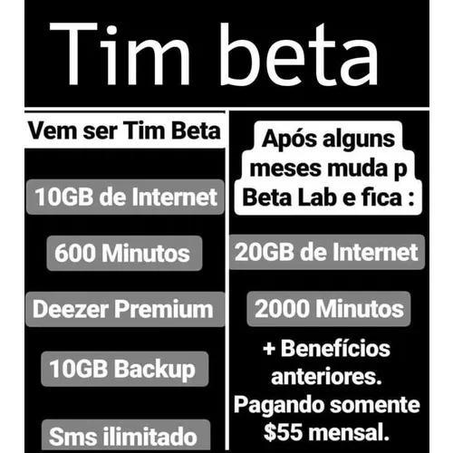 Convite Timbeta