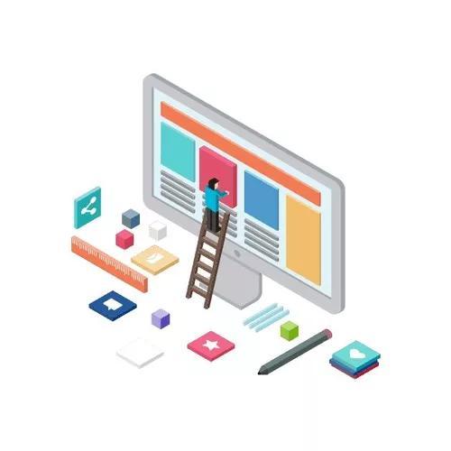 Criação de site e hospedag