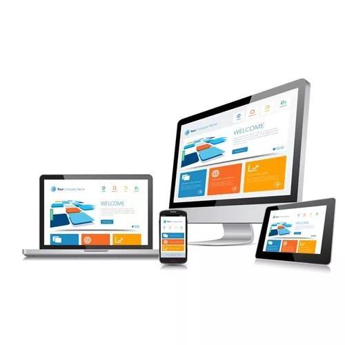 Criação de site profissional wordpress e acesso via