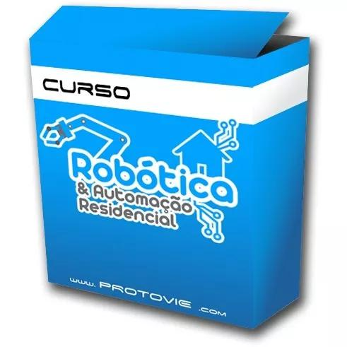 Curso de robotica e automação industrial