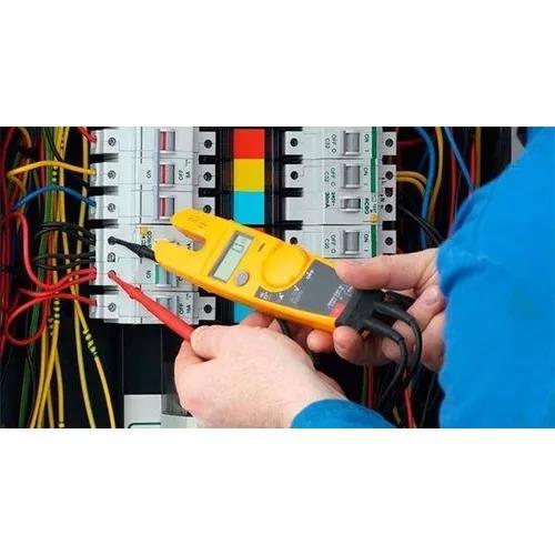 Eletricista residencial instalações reparos