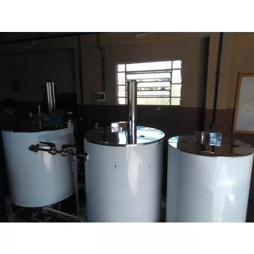 Fabricacão maquinas equipamentos inox