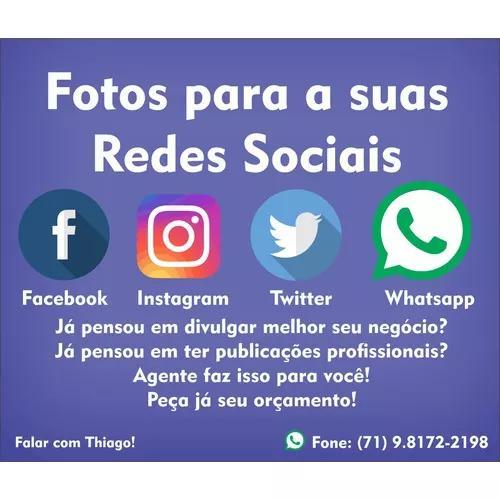 Fotos para suas redes sociais