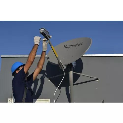 Internet via satélite - hughesnet a partir de $ 149,90 **