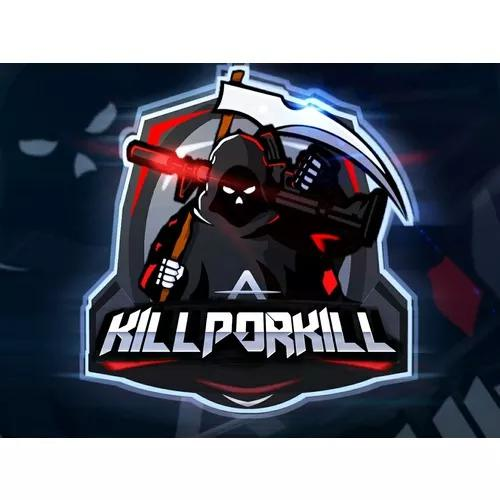Logo esport team gamer