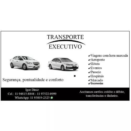 Motorista executivo