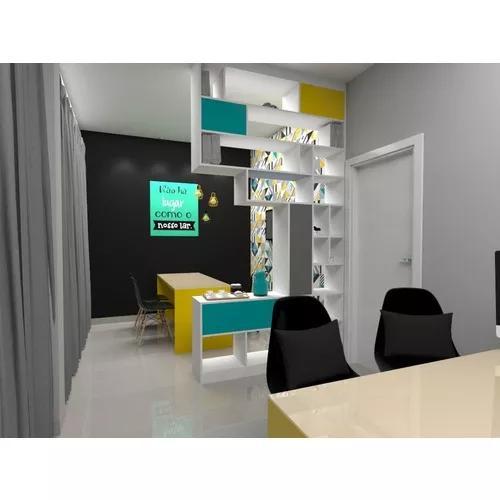 Projeto de móveis e interiores
