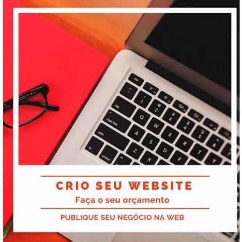 Publique seu negócio na web