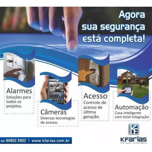 Segurança eletrônica - kfarias