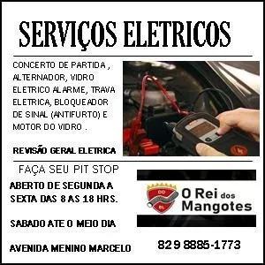 Serviços eletricos automotivos