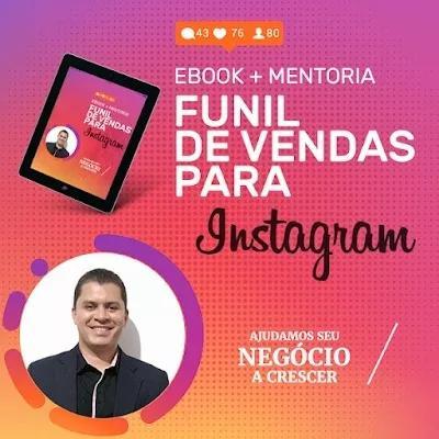 Treinamento / mentoria funil de vendas para instagram
