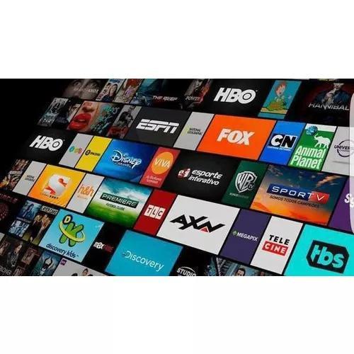 Tv fechada via internet (iptv), todos os canais liberados!!