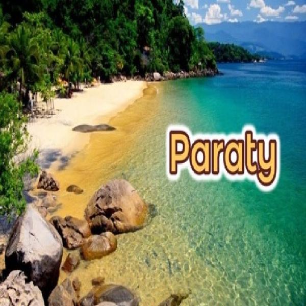 Excursão para paraty saindo de bh